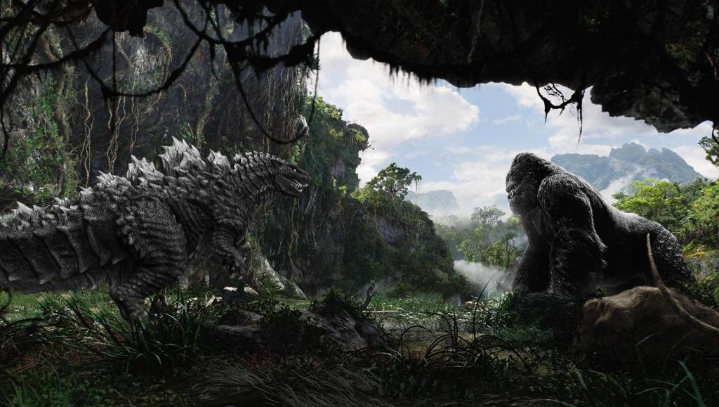 King Kong Vs Godzilla by EternalRefluxGodzilla Vs King Kong 2014
