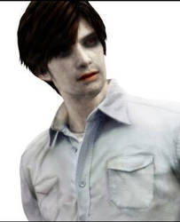 Henry Vampire XD by SILENT-HILL-SIAM