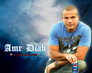 New Amr Diab and Pepsi 09 by t-fUs