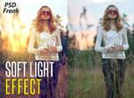 PSD File | Soft Light EFFECT