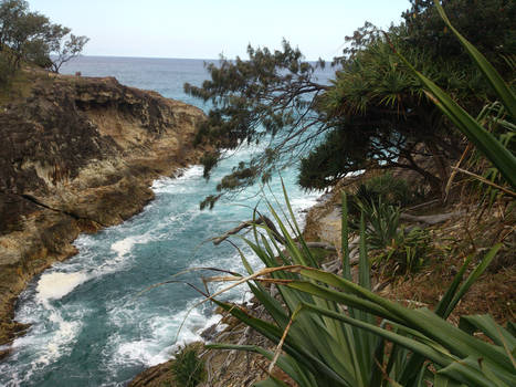 Beauty of Stradbroke Island