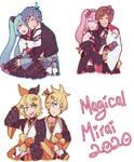 Magical Mirai 2020