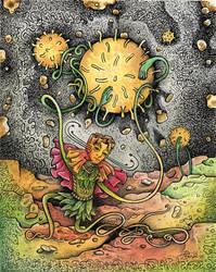 Pollen Dance by poxodd