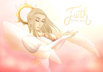 Faith Guides You by Kishera