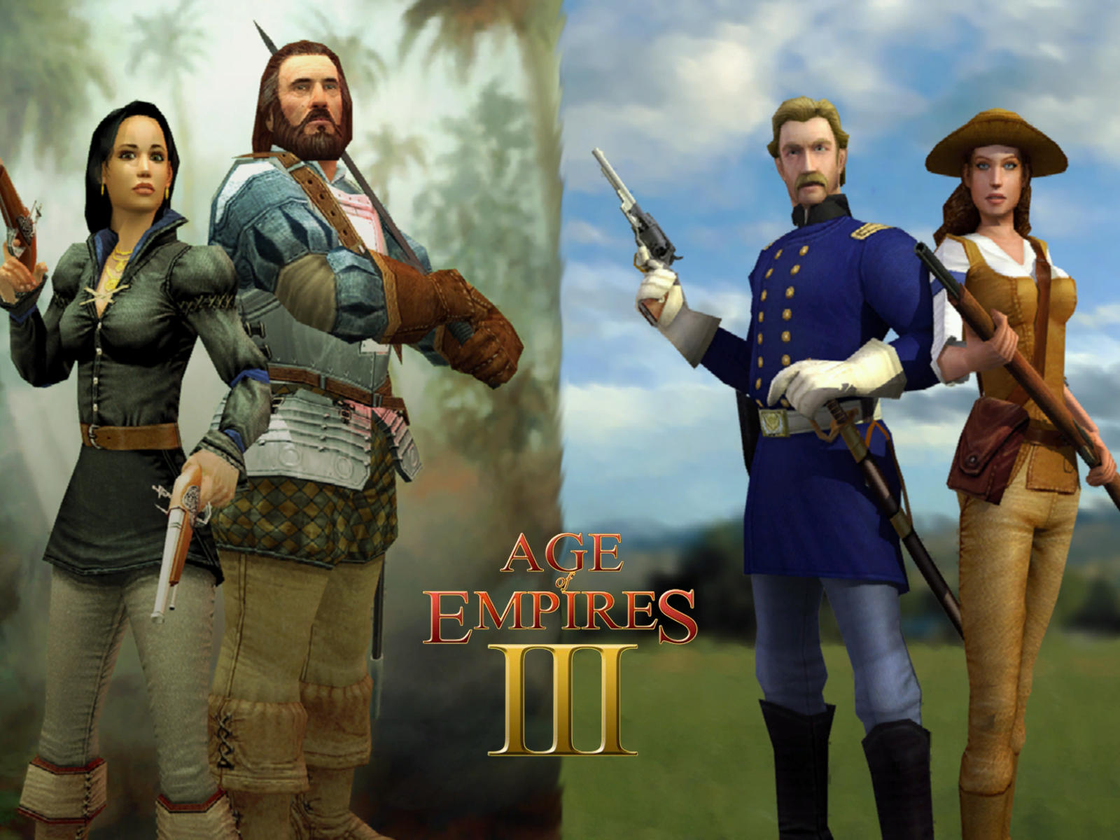 how to use cavalry age of empires 3
