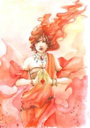 Melisandre by Ivernalia