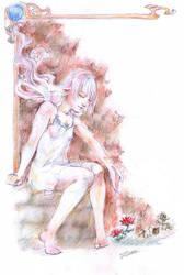 inarah_sketch by Ivernalia