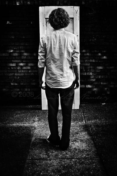 A Man And A Door III