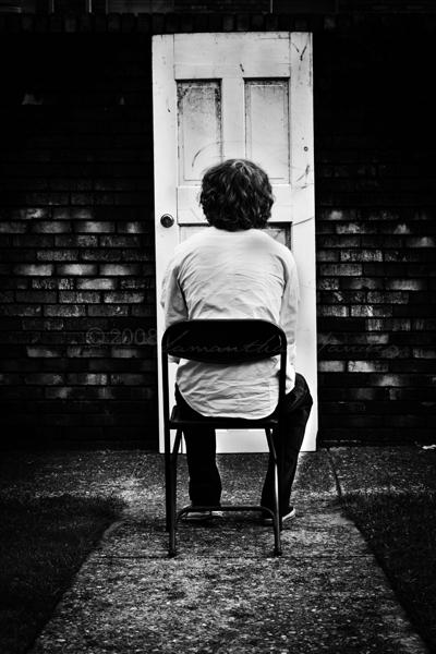 A Man And A Door IV