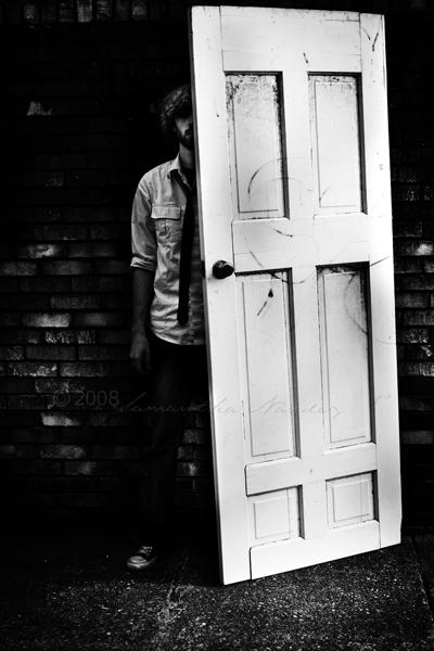 A Man And A Door VI