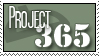 Project 365 Stamp by BlackCarrionRose