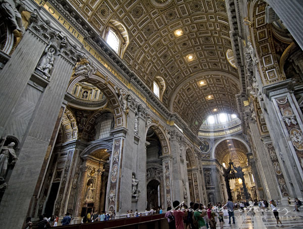 The Vatican by BlackCarrionRose