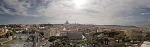 Vatican Rome - Pano