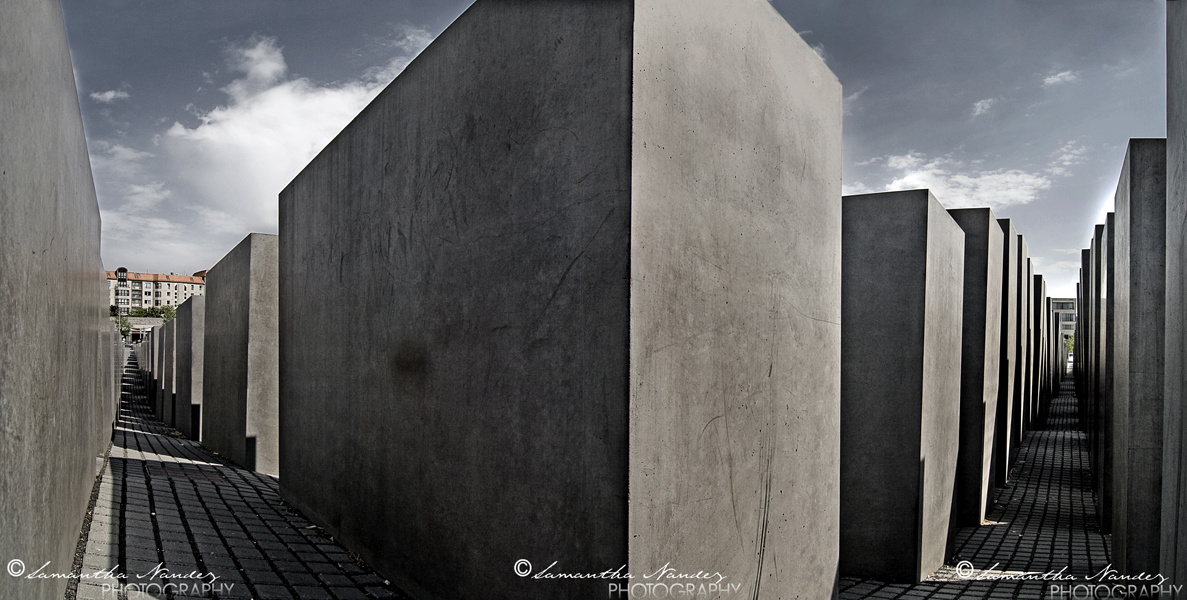 Jewish Memorial II by BlackCarrionRose