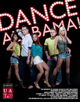 Dance Alabama Poster