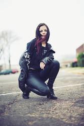 Punk I by BlackCarrionRose