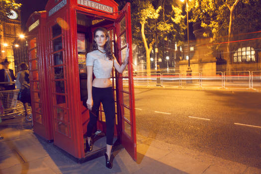 A Night Out In London Town