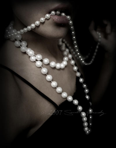 Pearls by BlackCarrionRose