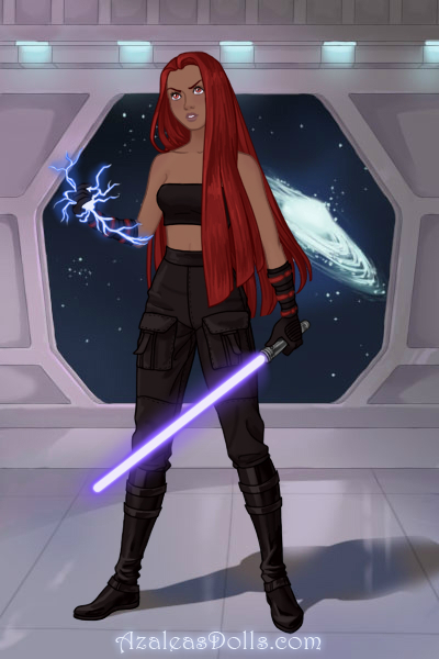 Solei Levantis - Sith Warrior in Training (Rebels) by ZombieFighter116
