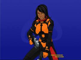 Zanna Ordo - 'New Fett' by ZombieFighter116