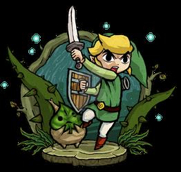 The Wind Waker: Forbidden Woods