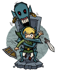 The Wind Waker: ReDead