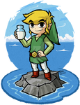 The Wind Waker: The Bottle of... Milk?