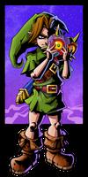 Majora's Mask: Serious Link