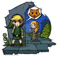 The Wind Waker: Meow