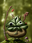 Link's Friendlist: Child of the Woods - Makar