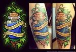 The Truth (Legend of Zelda tattoo)