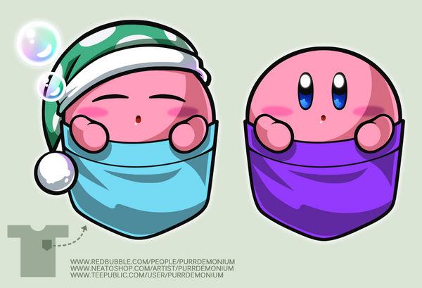 Pocket Kirby Design