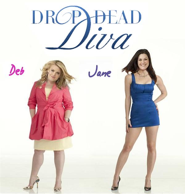 Drop dead diva body swap by hurricanepolimar on deviantart - Jane drop dead diva ...