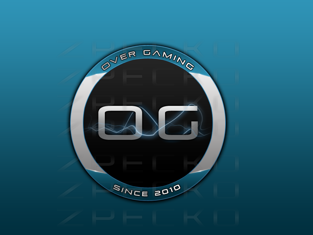 Over Gaming Logo by ZpeCko on DeviantArt