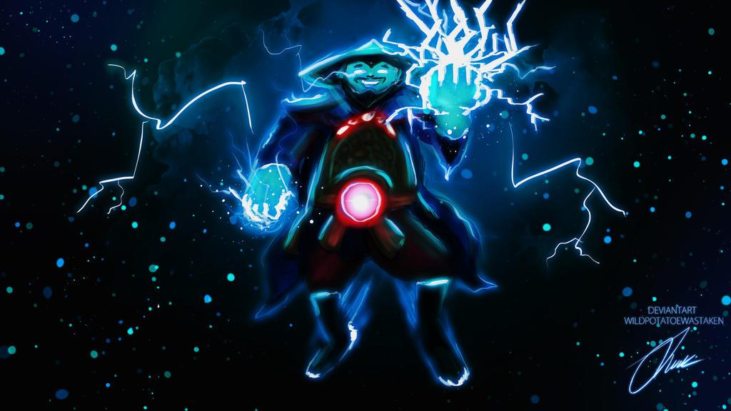 Storm Spirit by WildPotatoeWasTaken