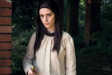 Arya Stark by NobodyRoxasXIII