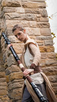 Rey [Episode VII  The Force Awakens] - II