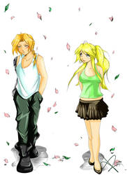 Ed e Winry