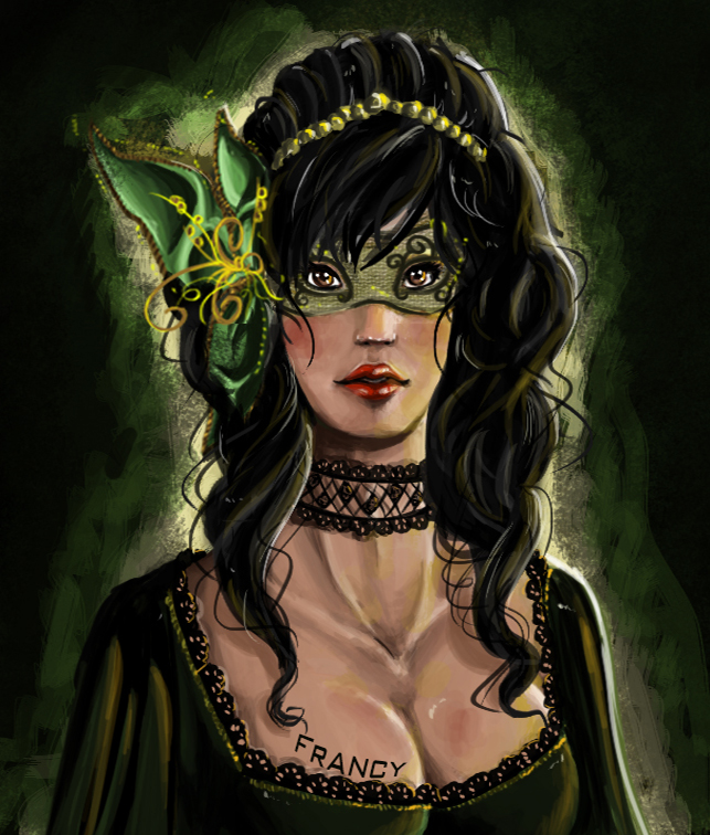 My Lady by Arashy-Chan