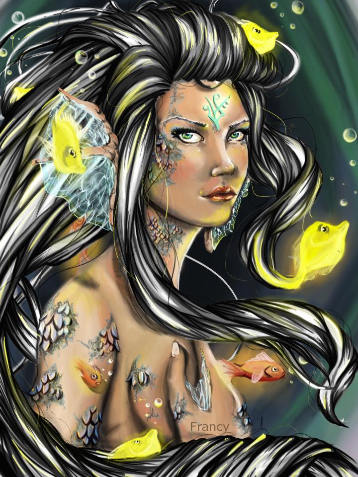 Madame fish by Arashy-Chan