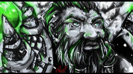 Dwarf by Arashy-Chan