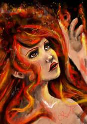 Flame by Arashy-Chan