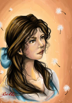 Belle portrait
