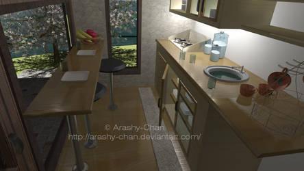 Kitchen by Arashy-Chan