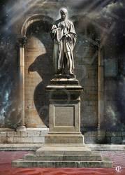 Monument to Francesco Burlamacchi by pierolucca
