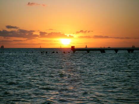 Sun Set II