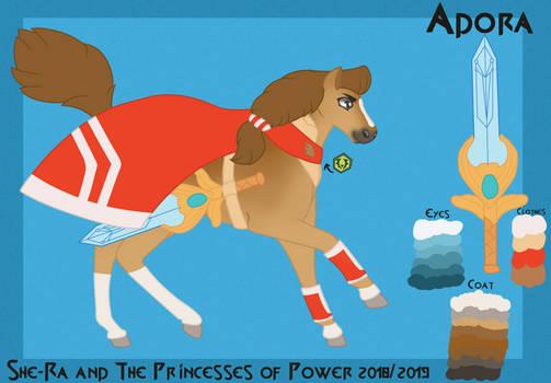 She-Ra and The Princesses of Power: Adora