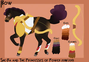 She-Ra and The Princesses of Power: Bow
