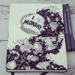 #6 I (don't) love Monday by Picolo-kun
