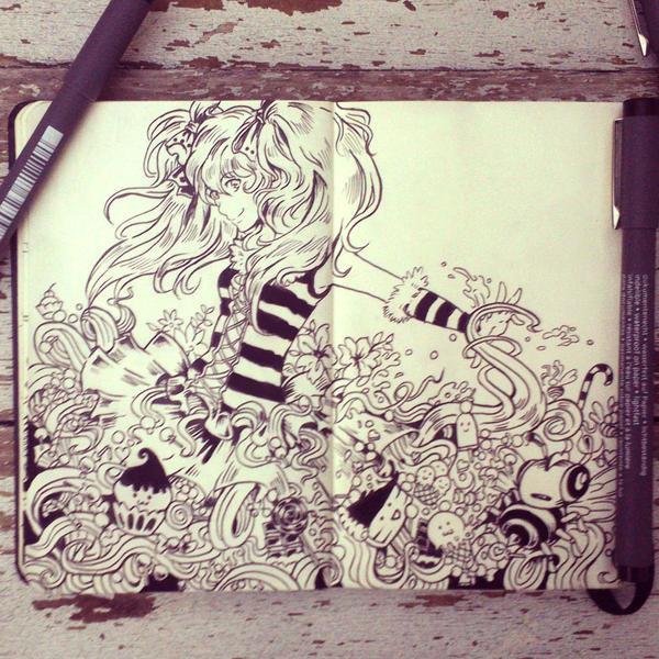 #31 Queen Bee by Picolo-kun